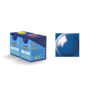 Revell Aqua Color: 051, Ultramarine Blue (gloss)