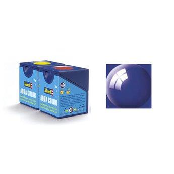 Revell Aqua Color: 052, Blue (gloss)