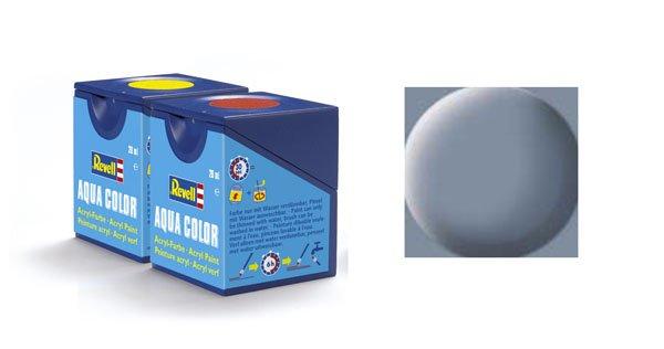 Revell Aqua Color: 057 Grey (mat)