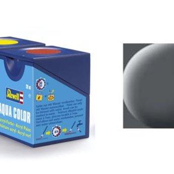 Revell Aqua Color: 074, gunship gray (matt)