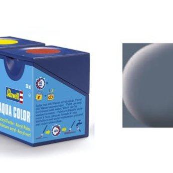 Revell Aqua Color: 079, blaugrau (matt)