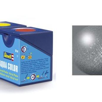 Revell Aqua Color: 091, Eisen (metallic)