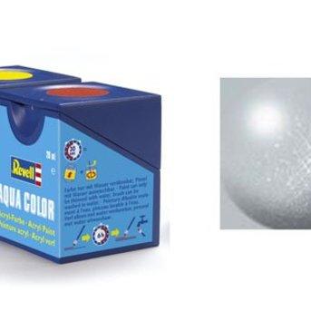 Revell Aqua Color: 099, aluminum (metallic)