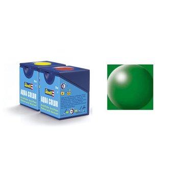 Revell Aqua Color : 364, Loofgroen (zijdemat)