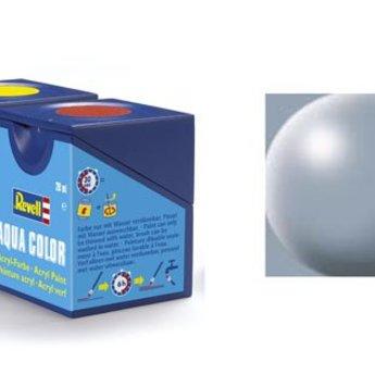 Revell Aqua Color 374, Gray (satin)