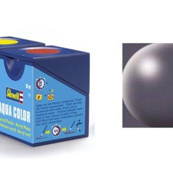 Revell Aqua Color 378, Dark Grey (satin)