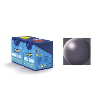 Revell Aqua Color : 378, Donkergrijs (zijdemat)
