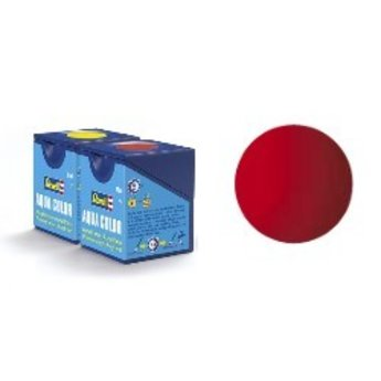 Revell Aqua Color : 332, Lichtrood (zijdemat)