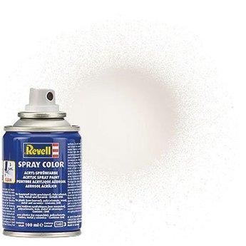 Revell Spray Color: 004 White (glossy)