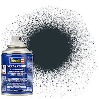 Revell Spray Farbe: Anthrazit 009 (mat)