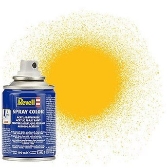 Revell Spray Color : 015 Geel (mat)