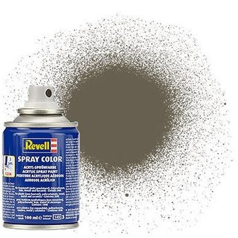 Revell Spray Color : 046 Nato-olijf (glanzend)
