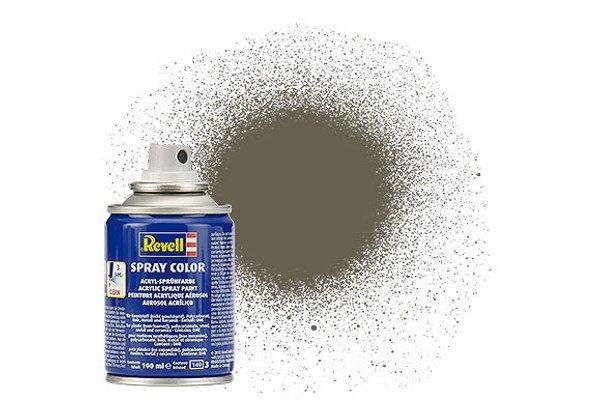 Revell Spray Color: 046 Nato-olive (glossy)