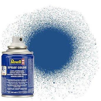 Revell Spray Color : 056 Blauw (mat)