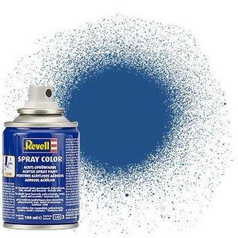 Revell Spray Color: Blue 056 (mat)