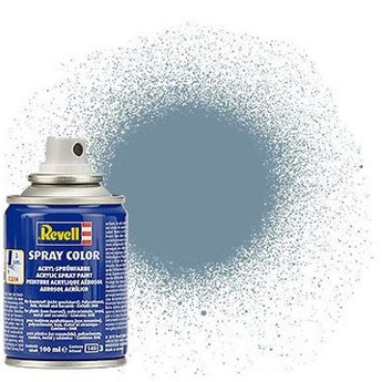 Revell Spray Color : 057 Grijs (mat)