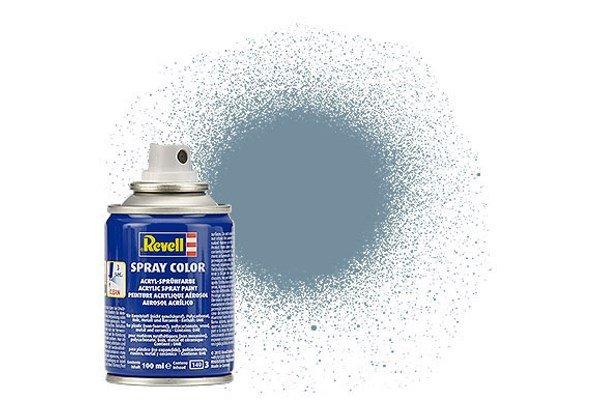 Revell Spray Color: 057 Grey (mat)