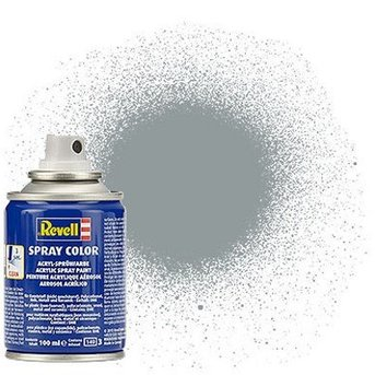 Revell Spray Color : 076 Licht Grijs USAF (mat)