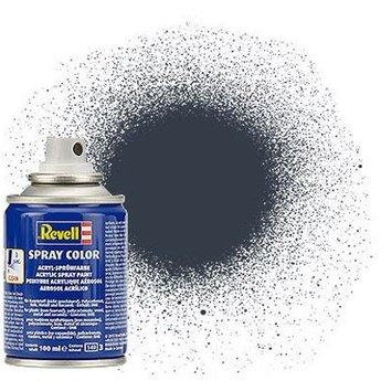 Revell Spray Color: 078 Tank Grey (mat)