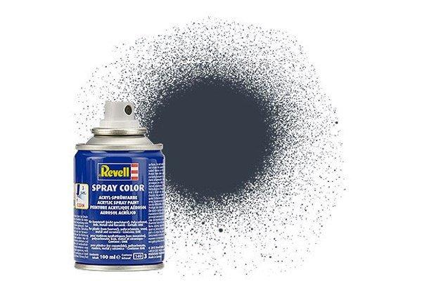 Revell Spray Color : 078 Tank Grijs (mat)