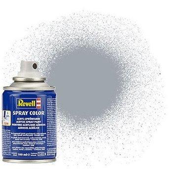 Revell Spray Color: 090 Silver (metallic)