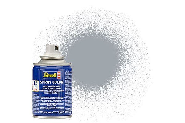 Revell Spray Color : 090 Zilver (metallic)