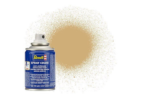 Revell Spray Color: 094 Gold (metallic)