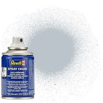 Revell Spray Color : 099 Aluminium (metallic)