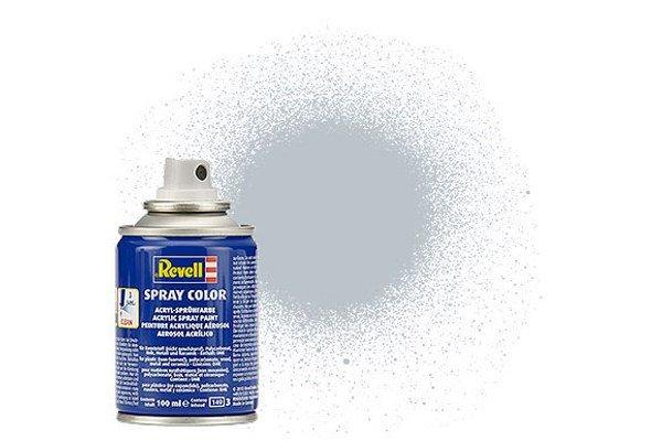 Revell Spray Farbe: 099 Aluminium (metallic)