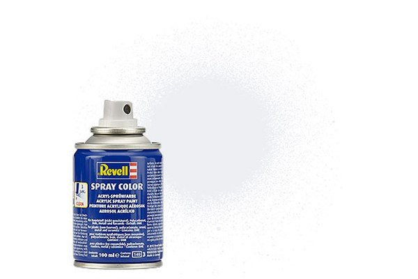 Revell Spray Color: 301 White (satin)