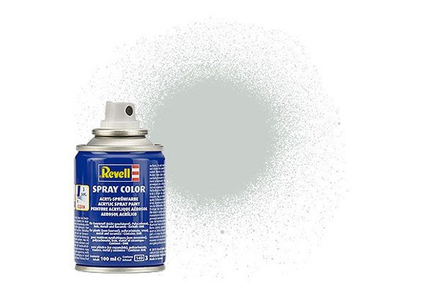 Revell Spray Color 371 Light Grey (satin)