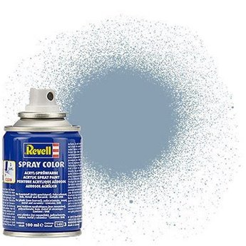 Revell Spray Farbe: Grau 374 (satin)