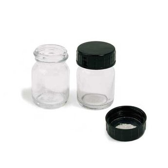 Revell Glass jar