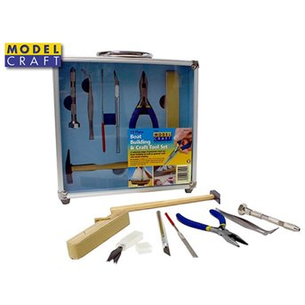 Boatbuilding & Craft Tool Set