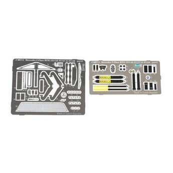 Revell Photoetched Accessories : Revell 07127/28