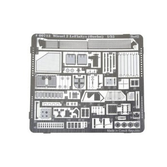 Revell Photoetched Accessories : Revell 03089