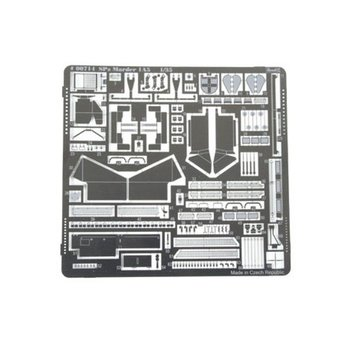 Revell Photoetched Accessories : Revell 03092