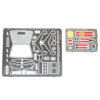 Revell Photoetched Accessories: Revell 07176/77