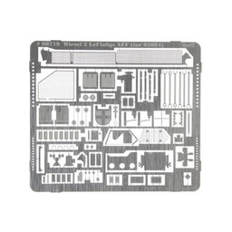 Revell Photoetched Accessories: Revell 3094