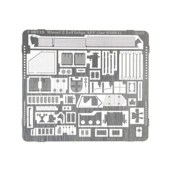 Revell Photoetched Accessories : Revell 3094