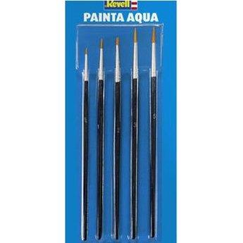 Revell Painta Aqua, 5 Bürsten (00-5)