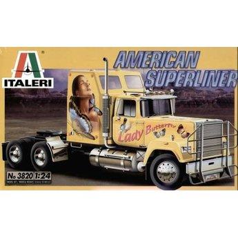 Italeri Amerikanischen Superliner