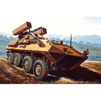 Italeri LAV-25 Air Defence