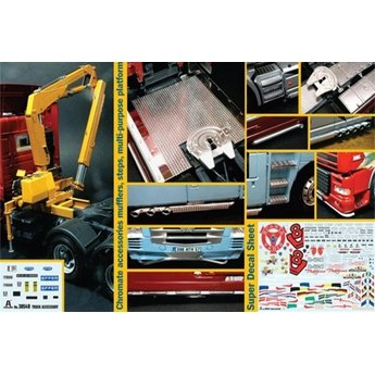 Italeri Truck Accessories - Set II