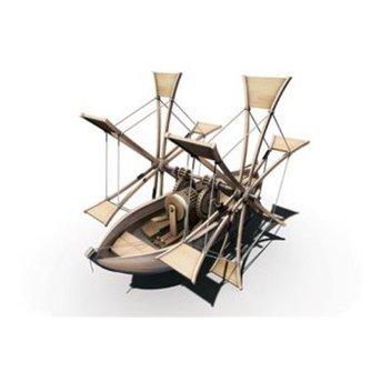 Italeri Paddle Boat