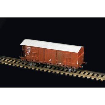 Italeri Freight Car F with Brakeman's Cab