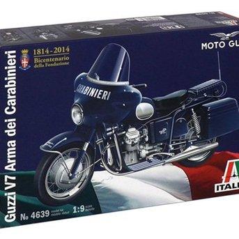 Italeri Moto Guzzi V7 - Arma dei Carabinieri