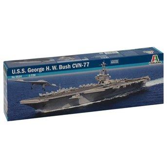 Italeri U.S.S. George H. W. Bush CVN-77