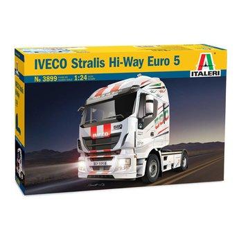 Italeri Iveco Stralis Hallo-Way Euro 5