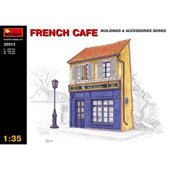 Französisch Café